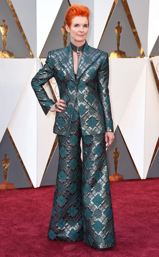 oscar 2016 Sandy-Powell