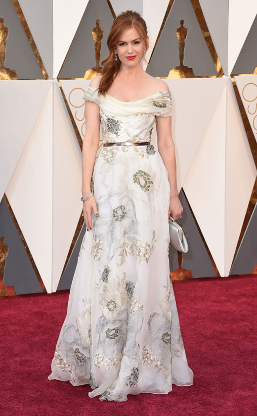 oscar 2016 isla fisher