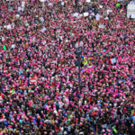 5 momentos incríveis da Women's March, o maior protesto feminista do mundo