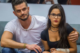 emilly e marcos bbb17