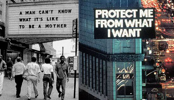 Jenny-Holzer-intervencoes